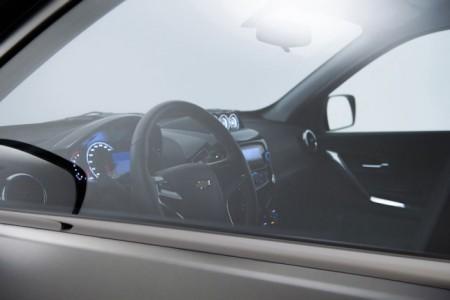 Chevrolet Niva 2: интерьер