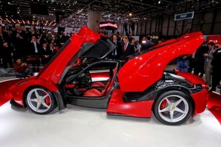 Ferrari LaFerrari - новый суперкар