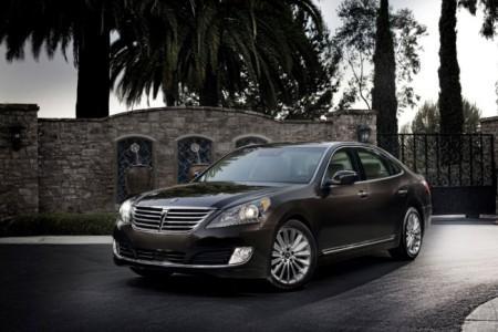 Hyundai Equus 2: экстерьер
