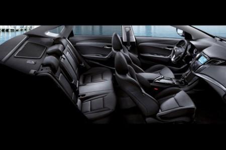 Hyundai i40: интерьер