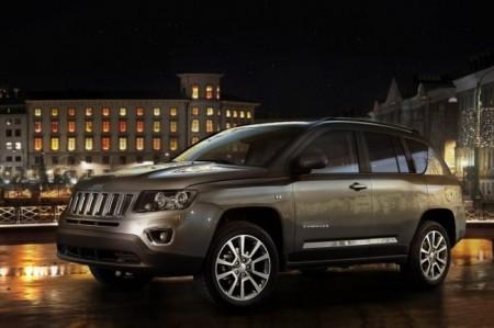 Jeep Compass: экстерьер