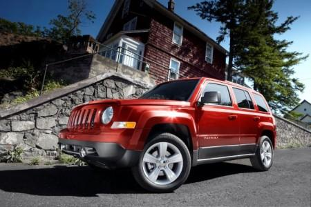 Jeep Liberty: экстерьер