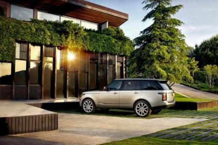 Range Rover 4: экстерьер