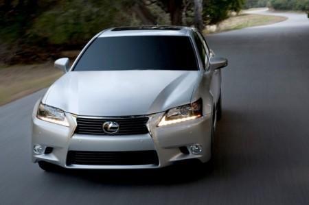 Lexus GS L10: светодиодная оптика