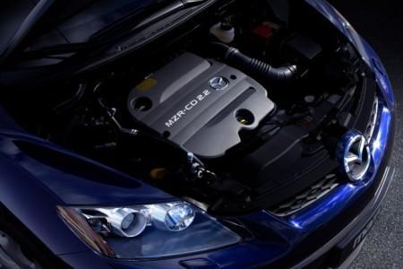 Mazda СХ7: двигатель