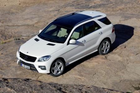 Mercedes-Benz ML 2014