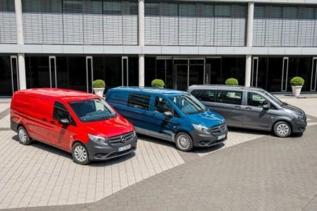 Mercedes-Benz Vito 2015: варианты и цвета кузова