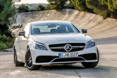 Mercedes CLS63 AMG 2015: экстерьер