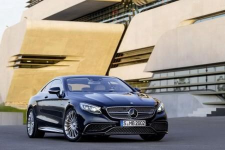 Mercedes S65 AMG Coupe: экстерьер