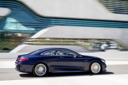 Mercedes S65 AMG Coupe C217