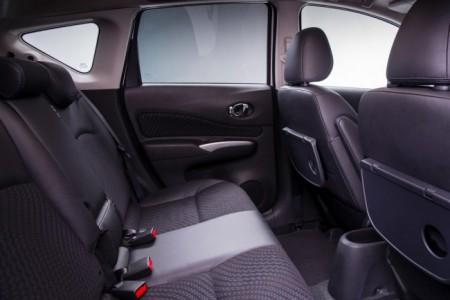 Nissan Note 2: интерьер