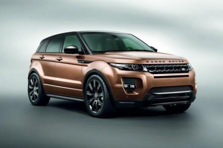 Range Rover Evoque 2014: экстерьер