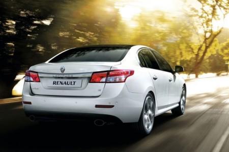 Renault Latitude рестайлинг 2014