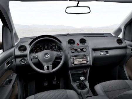 Volkswagen Caddy Life: салон