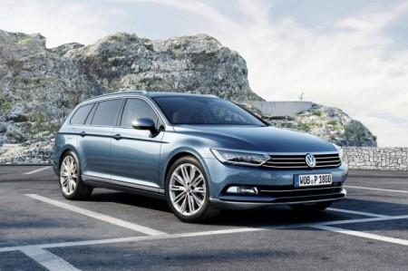 Volkswagen Passat B8: Variant
