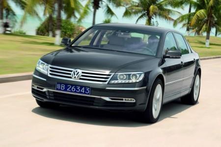 Volkswagen Phaeton: экстерьер