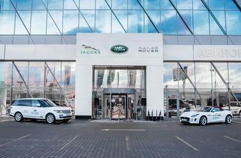 АВИЛОН Land Rover Jaguar