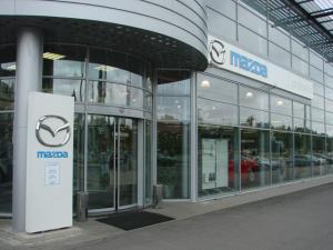 Автопойнт Mazda (на Хошимина)