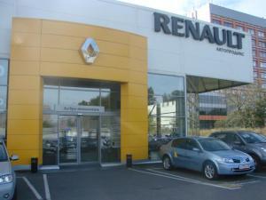 Автопродикс - Renault