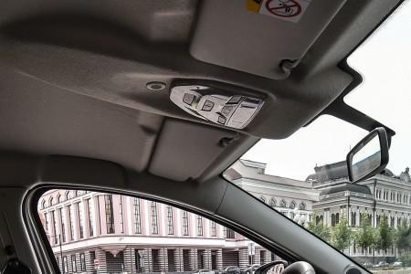 потолок Lada XRay