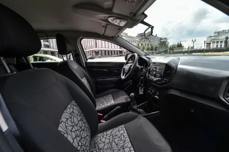 салон Lada XRay