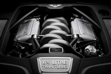Bentley Mulsanne: двигатель