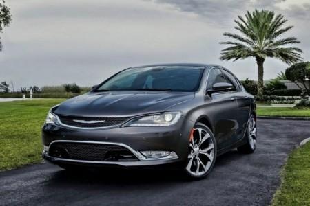Chrysler 200 II 2014