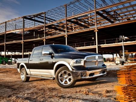 Dodge Ram 1500: экстерьер