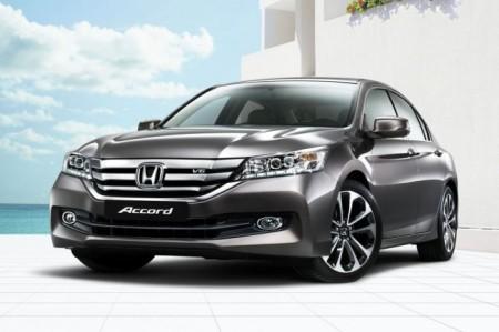 Хонда Аккорд 2015: экстерьер