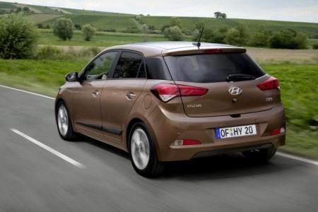 Hyundai i20 в новом кузове