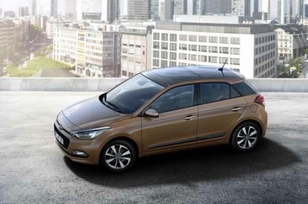 Hyundai i20 2: экстерьер