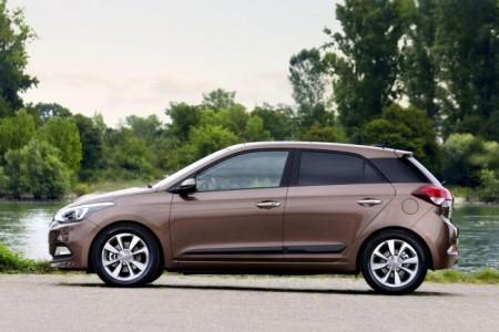 Hyundai i20 II 2015 модельного года