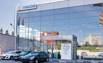 Major Mazda МКАД 18 км
