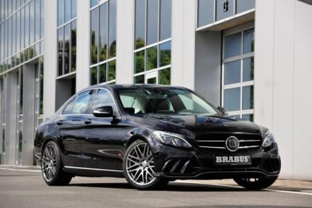 Mercedes C-Class W205 Brabus