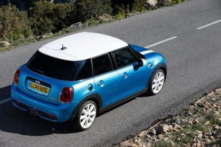 Mini Cooper 2015: 5-дверный кузов