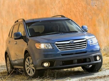Subaru B9 Tribeca: экстерьер