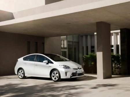 Toyota Prius в кузове 30