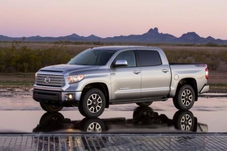 Toyota Tundra 3 2014