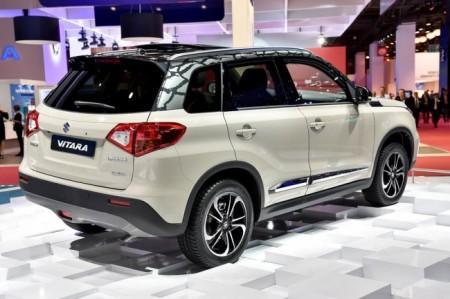 новый Suzuki Vitara 2015