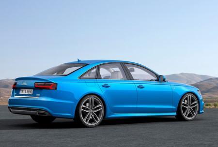 Audi A6 рестайлинг 2015