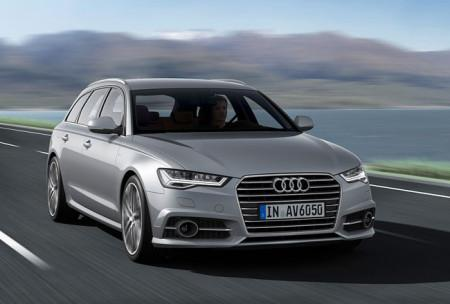 Audi A6 2015 универсал