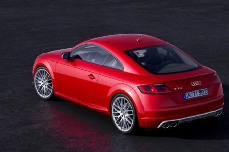 Audi TTS Купе 3