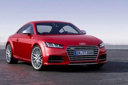 Audi TTS Coupe 3 поколения