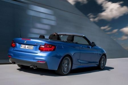 BMW 2-Series Convertible 2015