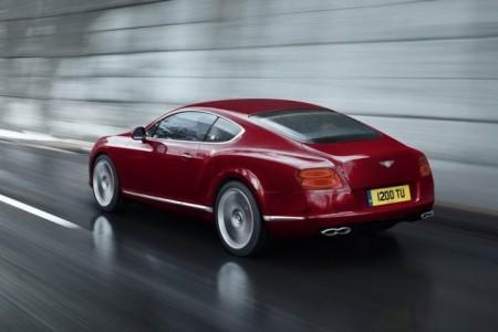 Bentley Continental GT V8: экстерьер