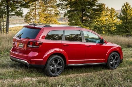 Dodge Journey Crossroad 2015: экстерьер