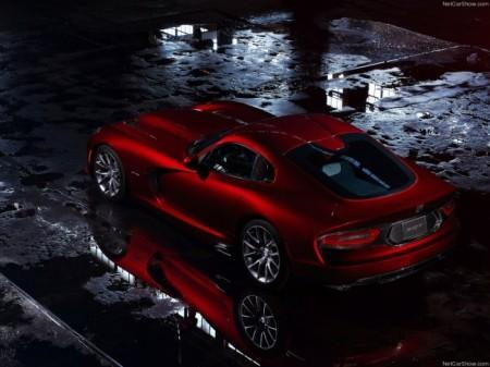 Dodge SRT Viper GTS: экстерьер