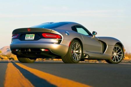 Dodge Viper рестайлинг 2015