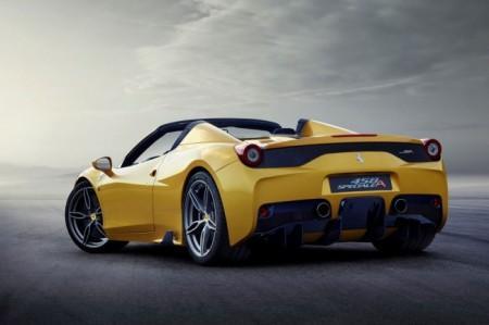 Ferrari 458 Speciale A экстерьер