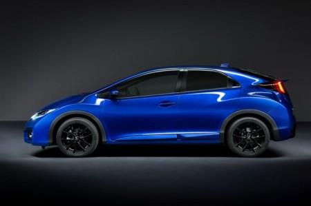 Honda Civic 5D рестайлинг 2015